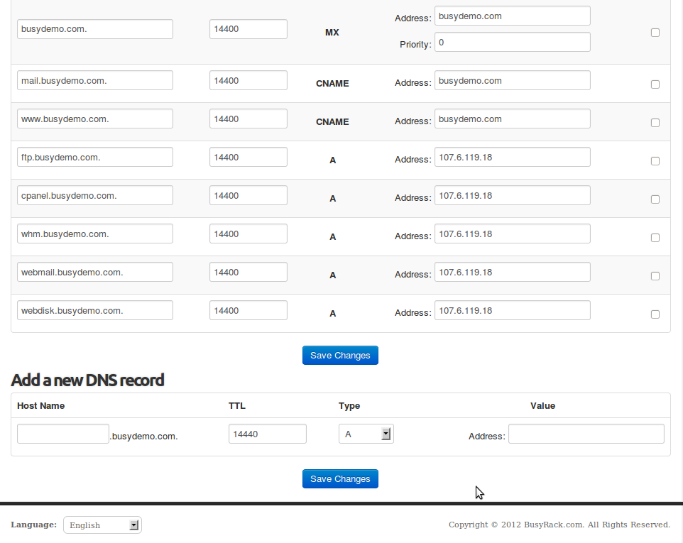 cPanel DNS Manager for WHMCS | WHMCS Addons | WHMCS Modules | cPanel